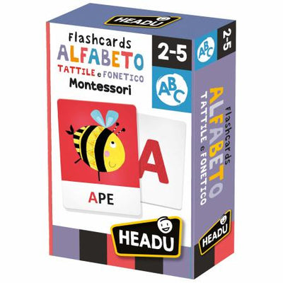 Headu FLASHCARDS ALFABETO