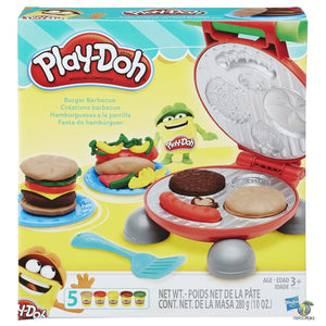 PLAYDOH Burger Set