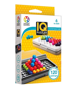 Smart Games PUZZLE GAME IQ PRO 6+ANNI