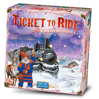 Asmodee TICKET TO RIDE PAESI NORDICI