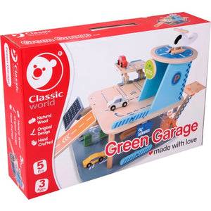 Classic world GARAGE ECOLOGICO