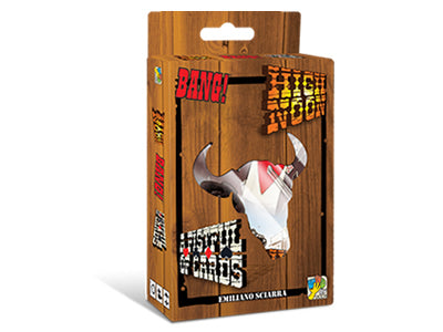 Dvgiochi BANG HIGH NOON FISTFUL OF CARDS