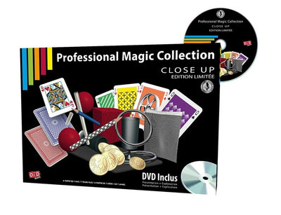 Magia PROFESSIONAL MAGIC COLLECTION CLOSE UP 2
