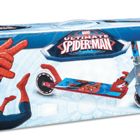 Mondo Monopattino con 2 ruote Spiderman