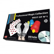 MAGIA PROFESSIONAL MAGIC KIT BEST OF 1 + DVD