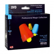 Magia PROFESSIONAL MAGIC BUSSOLOTTI PALLINE E BICCHIERI + DVD