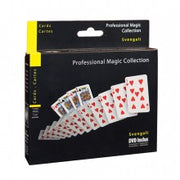 Magia PROFESSIONAL MAGIC mazzo di carte SVENGALI + DVD
