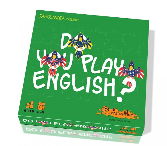 Creativamente Do You Play English?