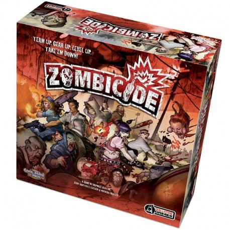 Asmodee ZOMBICIDE