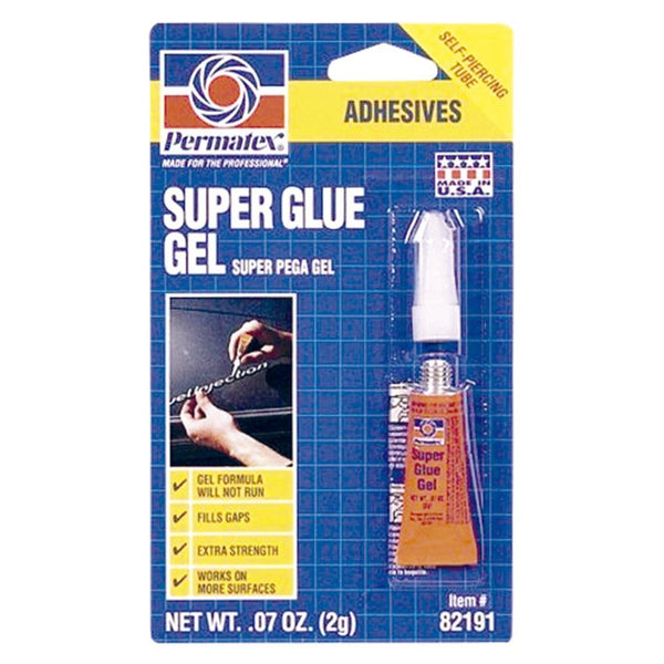 SUPER GLUE GEL PERMATEX