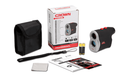 TELEMETRO RANGE FINDER 600 Mts - CT44038 CROWN
