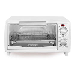 HORNO TOSTADOR ELECT 1150W 4 REBANADAS MULTIFUNCION COLOR BLANCO