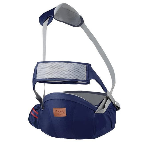 Seat Belt Waist Stool Sling For Newborns - Babyery