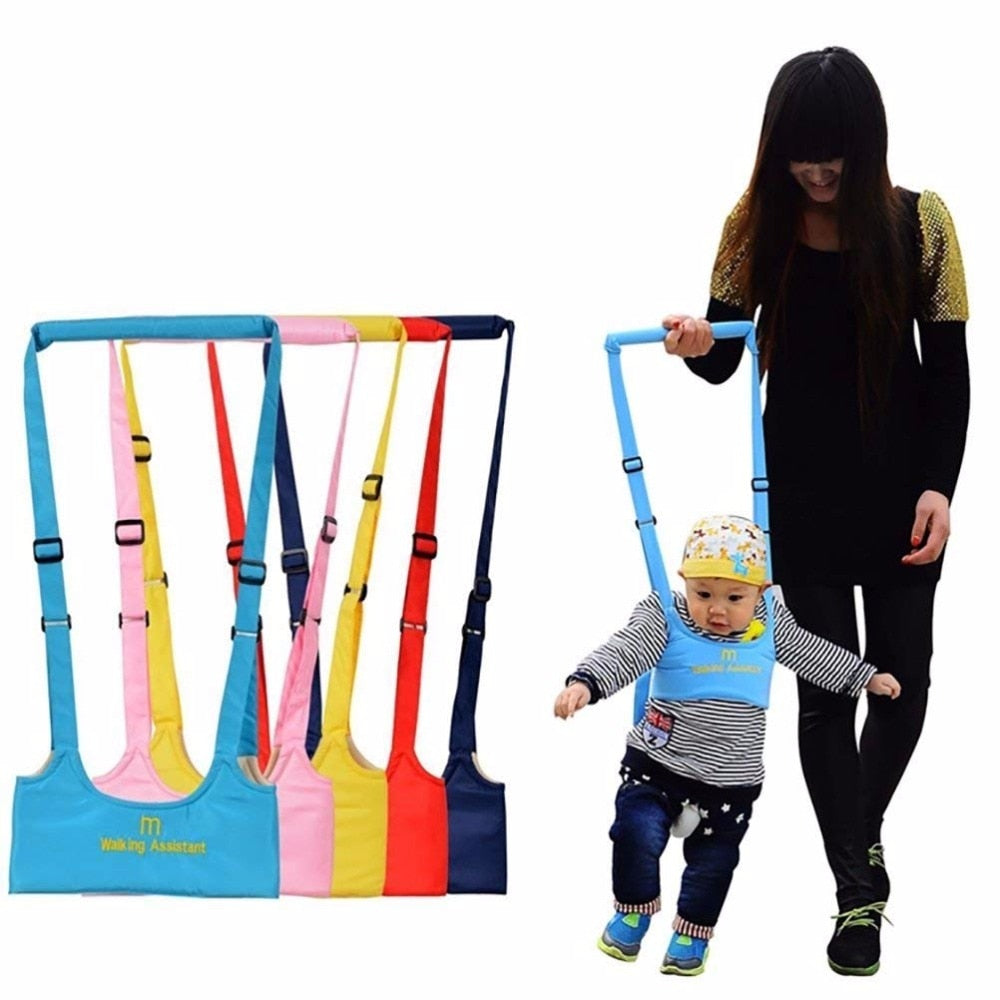 Baby Walking Harness Assistant Leash for Kids