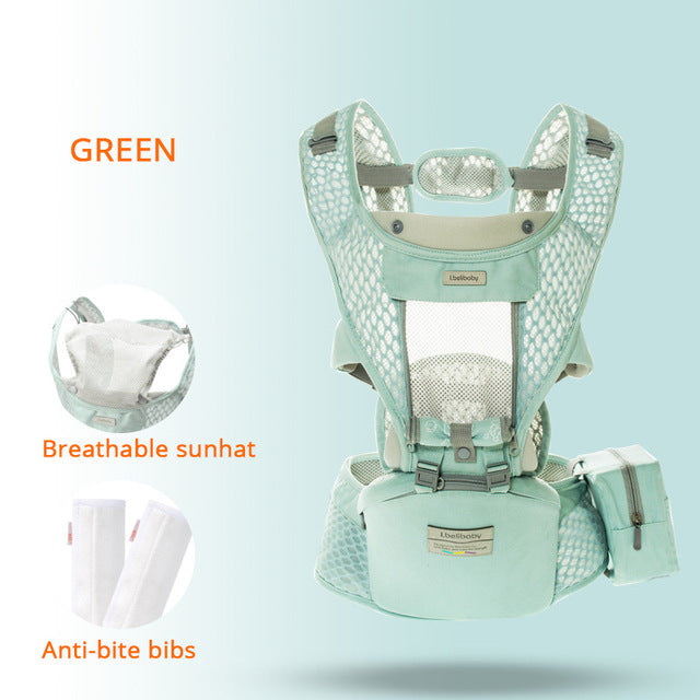 Summer Breathable Sling For Newborns