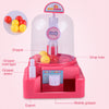 Candy Mini Ball Catching Machine Toy for Kids