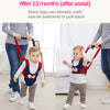 Cute Newborn Baby Walking Harness
