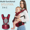 Baby Soft Breathable Adjustable Kangaroo Carrier