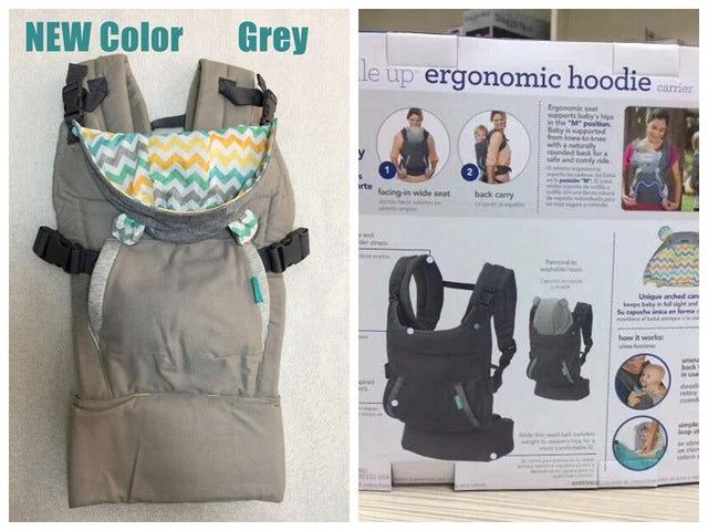 Portable Baby Carrier Suspenders Backpack