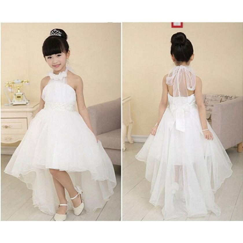 Fashion Flower Girl Princess Dress