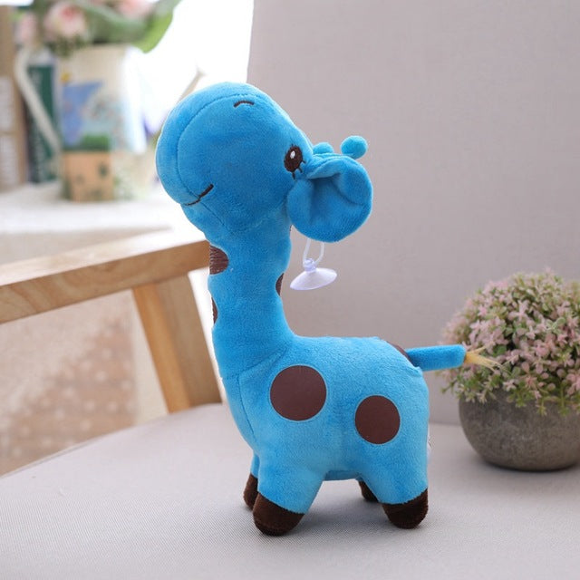 Cute Giraffe Plush Stuffed Pendant Toys