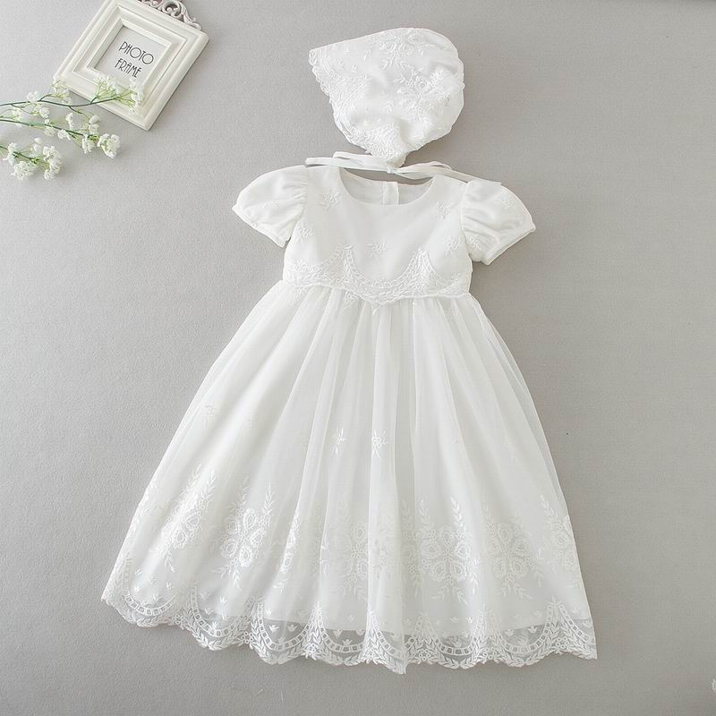 All New Christening Princess Lace Gown Dress