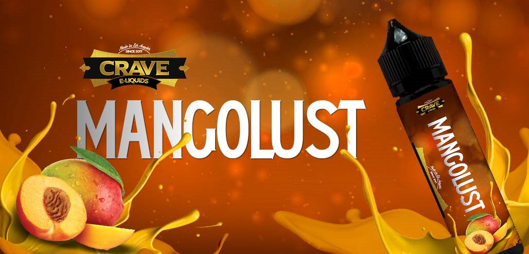 Crave Mangolust 60ml E liquid in Abu Dhabi & Dubai UAE, Dubai Expo 2020