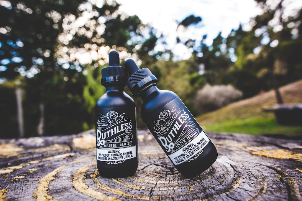Ruthless Coffee Tobacco Juice uae