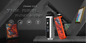 smok rpm40 pod kit UAE & Abu Dhabi