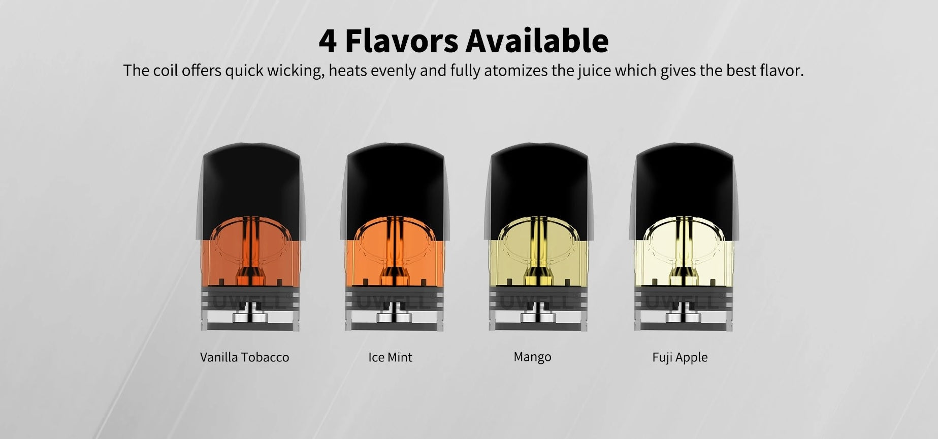 uwell yearn replacement pods & Prefilled Pods , Shop Vape Abu Dhabi