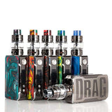 Drag 2 & UFORCE T2 Tank Platinum Edition