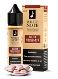 WHITE NOTE - Ruby Chocolate Tobacco 60ML Abudhabi KSA Oman