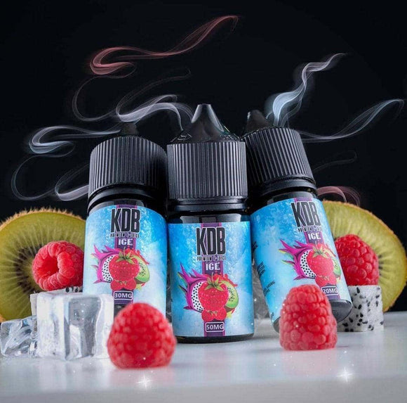 KDB Ice Candy 30ml Saltnic by Grand E-Liquid - Salt Nic - UAE - KSA - Abu Dhabi - Dubai - RAK 1