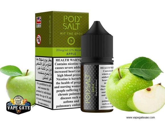 Pod Salt Apple uae