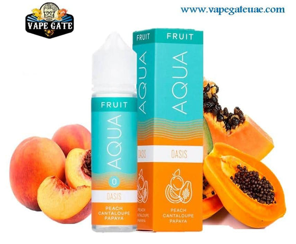 Aqua Oasis 60ml Eliquid in Abu Dhabi & Dubai UAE