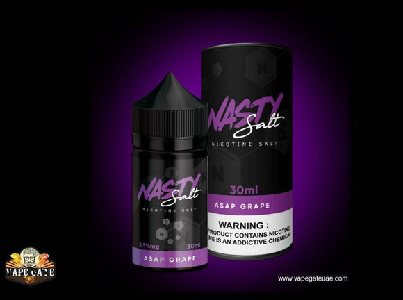 Asap Grape - Nasty 30ml Abu Dhabi