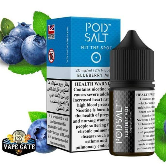 Pod Salt Blueberry Mist uae