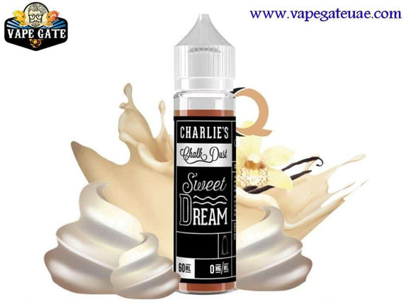 Sweet Dream 60ml E juice by Charlie's Chalk Dust