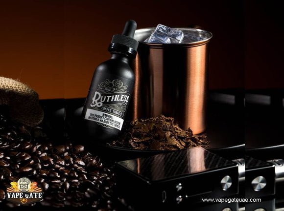 Ruthless Coffee Tobacco Juice uae dubai