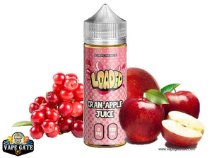 Cran Apple - Loaded 120ml Dubai, Abu Dhabi and Al Ain