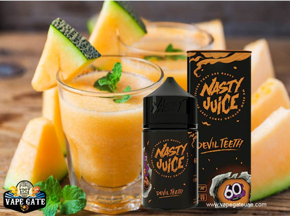 Devil Teeth (Orange) - Nasty 60ml Dubai