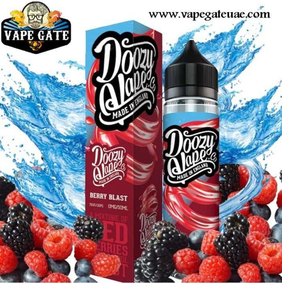Berry Blast 50ml E liquid by Doozy in Abu Dhabi & Dubai UAE