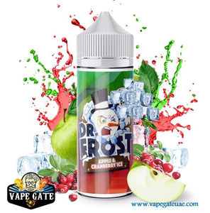 Dr Frost Apple and Cranberry Ice 60ml Abu Dhabi Dubai UAE