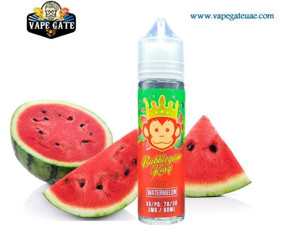 Bubble Gum Kings Watermelon 60ml by Dr. Vapes Abu Dhabi Dubai UAE