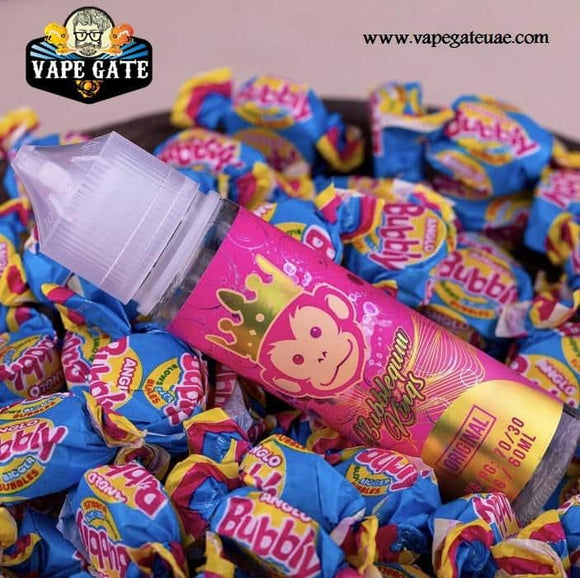 Bubble Gum Kings Original 60ml by Dr. Vapes Abu Dhabi Dubai UAE