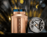 QP Design – Kali v2 RDA/RSA Brass Copper Kit