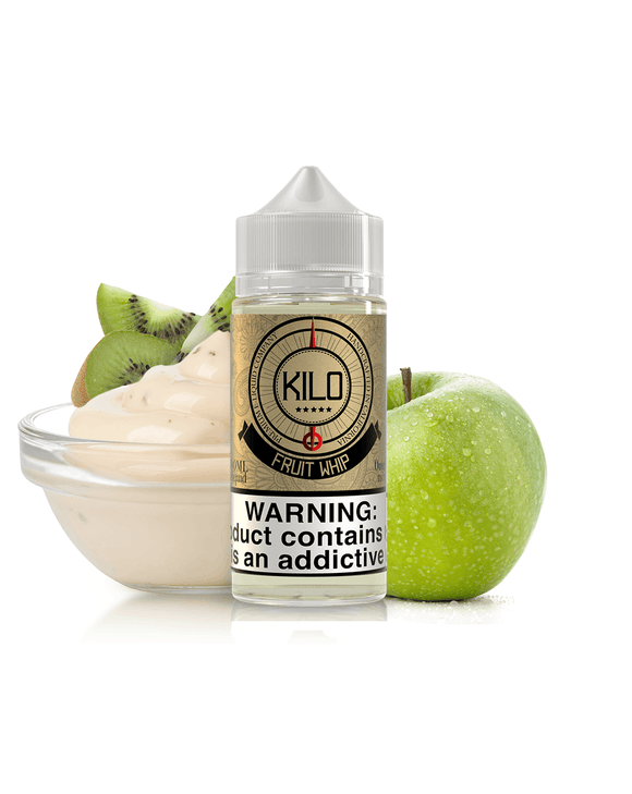 Fruit Whip Original Series E Liquid by Kilo