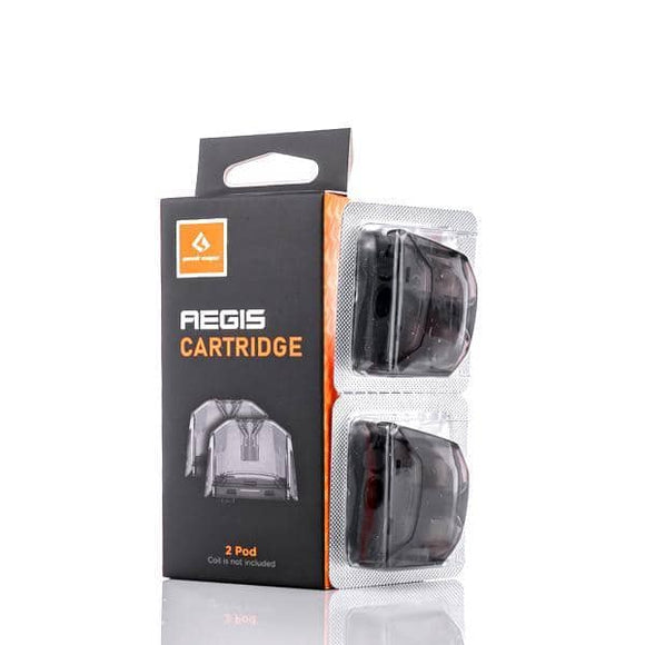 Geekvape Aegis Pod Replacement Pods - 2 pcs
