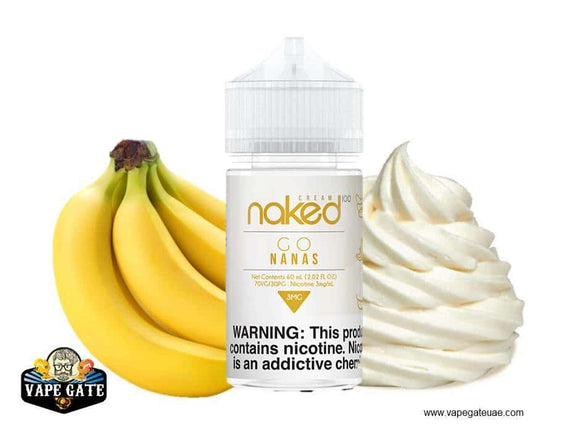 Naked 100 Go Nanas Dubai, Abu Dhabi and UAE