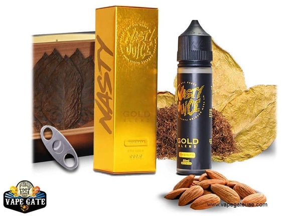 Gold Blend Tobacco Series - Nasty Dubai